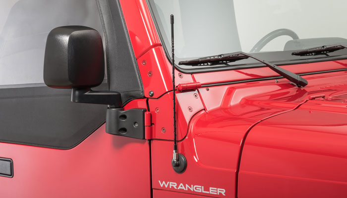 Best Jeep Wrangler Antenna