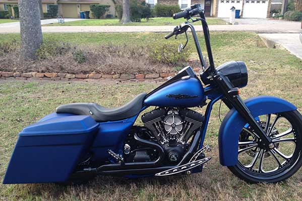 Best Ape Hangers for Road King