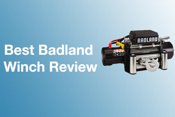 Best Badland Winch